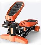 depato Stepper, Ministepper, Fitness Heimtrainer, Trainingsgerät, Hydraulischer Fitness Stepper, sehr Belastbar