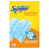 Swiffer Staubmagnet (25 Tücher) Staubwedel ideal gegen Staub, Tierhaare & Allergene (5 x 5)