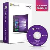 Windows 10 Professional 64 Bit OEM DVD - 1 Lizenz - Deutsch - Betriebssystem Windows 10 Vollversion - Windows 10 Pro