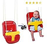 Izzy Baby-Schaukel hoch ab 12 Monate (TÜV Nord GS gepr)