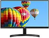 LG 24MK600M-B 60, 5cm (23.8') FullHD Office-Monitor HDMI 16: 9
