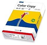 Papyrus 88007859 Drucker-/Kopierpapier, Farblaserpapier: ColorCopy 100 g/m², A4 500 Blatt, Hochglatt, hochweiß