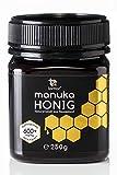 Larnac Manuka Honig 600+ MGO aus Neuseeland, 250g, zertifizierter Methylglyoxalgehalt