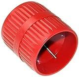 Universal 2 in 1 KOMBI Kupferrohr Rohre Entgrater für AUßEN und INNEN 4.75-38 mm stabile Kunststoffkörper