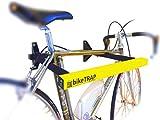 Secure Bike Anti-Diebstahl-Wandhalterung mit Schloss, hohe Sicherheit–Fahrräder beruhigt aufbewahren