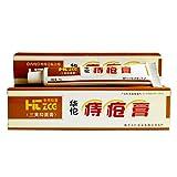 Surenhap Hemorrhoid Treatment Hua Tuo - Salbe Creme aus natürliche Kräuter gegen Analfissuren, Bakterien, Hautinfektionen 25g