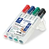 Best Price Square STAEDTLER WHITEBOARD Markers 351WP4 by STAEDTLER