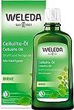 WELEDA Birken Cellulite-Öl, straffendes Naturkosmetik Körperöl für neue Spannkraft und glatte Haut, Wirkung dermatologisch bestätigt und mit angenehmem Duft (1 x 200 ml)