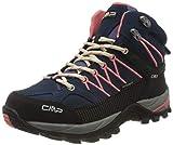CMP – F.lli Campagnolo Damen Rigel Mid Wmn Shoe Wp Trekking- & Wanderstiefel, Blau (Blue-Flamingo 15ME), 42 EU