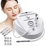 Yofuly 3 IN 1 Diamant Microdermabrasion Dermabrasion Maschine, Profi-Home-Use-Facial Beauty-Salon-Ausrüstung (Saugleistung 65-68cmhg)