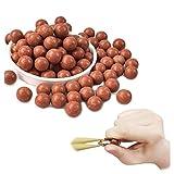 GEGEQ®Schleuder Munition Katapult Zwille Steinschleuder slingshot stahlkugel Harte Tonkugel Schleuderball Perlen Schlammkugel Sicherheit Schlammpille Katapult …