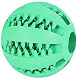 Trixie 3259 Denta Fun Ball, Mintfresh, Naturgummi, ø 5 cm