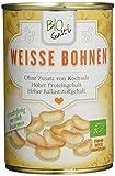 Bio Gusti Weisse Bohnen, (400 g)