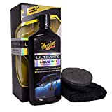 Meguiars G18216EU Ultimate Liquid Wax Autowachs, 473 ml