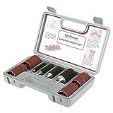Trommelschleifer Tool Kit-20pcs Spindelschleifen Trommelschleifer Tool Kit Set mit Koffer für Bohrmaschine