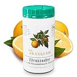 Meine Orangerie Zitrusdünger für alle Zitruspflanzen - [1 kg] - Premium Pflanzendünger - Verzichten Sie auf fertig flüssig Zitrus Dünger für Ihre Pflanzen - Citrus Dünger für Zitronenbaum