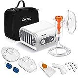 Inhalationsgerät Oteoip Kompressor Inhalator Vernebler für kinder und Erwachsene