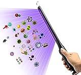Wiederaufladbarer tragbarer UV-LED-Desinfektionsstab, 99% Sterilisation gegen Keime, Bakterien, Schimmel und Viren