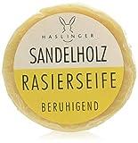HASLINGER Sandelholz Rasierseife, 60 g