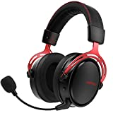 Mpow 2.4G Wireless Gaming Headset, (Over Ear,17Stunden Akkulaufzeit,abnehmbare Noise Cancelling-Mikrofon)Stereo-Gaming-Headset mit USB-Sender, Gaming Kopfhörer für PS4, PC