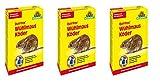 Neudorff Quiritox WühlmausKöder 600 g - Hochwirksamer Spezialköder - Der Köder wirkt zuverlässig auf Wühlmäuse