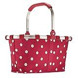 Reisenthel carrybag XS Ruby dots Einkaufskorb Picknickkorb Henkelkorb 5 Liter