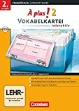 À Plus! Interaktiv - Vokabelkartei interaktiv: Band 2 - CD-ROM: Vokabelkartei interaktiv - CD-ROM (À plus !: Ausgabe 2004)