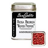 BenCondito - Rosa Pfeffer 'roter Pfeffer' - ganze rosa Pfefferkörner 40 gr Dose