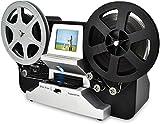 SUPER 8 Normal 8 Filmscanner mit 2,4' LCD und 32 GB SD-Karte, Super 8 Filme digitalisieren