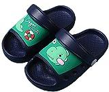 Clogs Kinder Niedlich Badeschuhe Sandale Jungen Mädchen Atmungsaktiv Pantoletten rutschfest Strand Hausschuhe Aqua Wasserschuhe Sommer