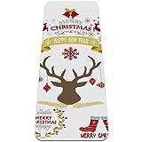 Anmarco Weihnachts-Hirschbaum-Handschuhe, Socken, Ball, dick, rutschfest, dick, TPE, Yogamatte, Übungsmatte für Yoga, Pilates, Fitnessstudio, Zuhause, Damen und Herren