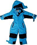 Maylynn - Softshell Skianzug Schneeanzug Blau, Größe:122