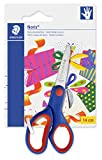 Staedtler 965 14 NBK Noris Club Bastelschere, Länge: 14 cm, farblich sortiert