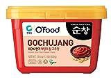 Gochujang Red Pepper Paste 1er pack von 500 Gramm / Rote Pfefferpaste / Premium Qualität Aus Südkorea.