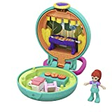 Polly Pocket GKJ43 - Mini Schatulle Lilas Gartenparty, Spielzeug ab 4 Jahren