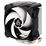 ARCTIC Freezer 7 X - Kompakter multikompatibler CPU Kühler, 92 mm PWM Fan, kompatibel mit Intel & AMD Sockeln, 300-2000 RPM (PWM gesteuert), voraufgetragene MX-2 Paste, Cooler, Lüfter