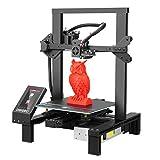 DIGGRO Alpha-3 3D-Drucker, Hochpräziser 3D-Drucker mit 4,3-Zoll-Touchscreen, großem Druckvolumen von 220 mm * 220 mm * 250 mm, Fadenbrucherkennung und Wiederaufnahme des letzten Druckvorgangs