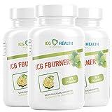ICG Health Nutrition - FBURNER | Natürliches Mittel mit Garcinia Cambogia Fruchtextrakt für Frauen & Männer - 90 Kapseln - Premium Qualität - Hergestellt in Deutschland (3)