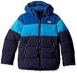 Lego Wear Jungen Lego Boy LWJORDAN 708-Winterjacke Jacke, Blau (Blue 553), (Herstellergröße:128)