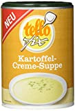 tellofix Kartoffel-Creme-Suppe 200 g / 2.3 l, 3er Pack (3 x 200 g)