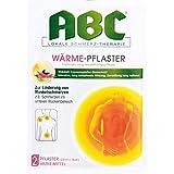 ABC Wärme-Pflaster zur Linderung von Muskelschmerzen, 2 St. Pflaster