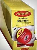 Aeroxon 14 x 1 Dose Ameisen-Köderdose Vorratspackung
