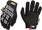 Mechanix Wear Handschuhe The Original (M, Schwarz) (Balck w White Logo)