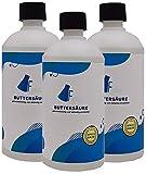 Flabzo Buttersäure 3x500ml (*GEBRAUCHSFERTIG*) seit 2009 Made by Karbid 24 (1500ml)
