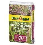 Erde für fleischfressende Pflanzen 3 L ⎜ Karnivorenerde mit Dünger für Venus Fliegenfalle und Sonnentau +Bodenanalyse Gutschein