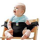 Tragbare Baby Fütterung Stuhl Gürtel Neugeborenen Reise Hochstuhl Booster Sicherheit Sitz Strap Harness Gürtel für Baby Fütterung