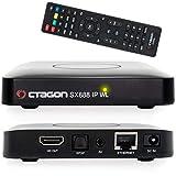 Octagon SX888 IP WL H265 Mini IPTV Box Receiver mit Stalker, m3u Playlist, VOD, Xtream, WebTV [USB, HDMI, LAN,WLAN] Full HD