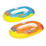Bestway Kinderboot Blau (119x79cm)