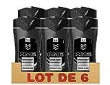 Axe Duschgel Carbon Shower 6x250 ml