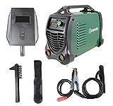 Omendo Elektrodenschweißgerät 250 A | DC Inverter Schweißgerät | Digitale LCD Anzeige | Bedienungsanleitung DE, ES, FR, IT